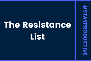 The Resistance List